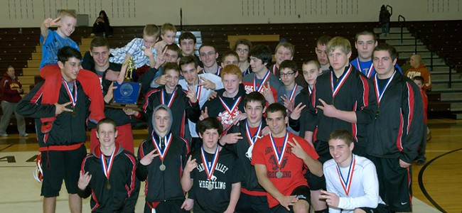 Wrestling 2014 CL Champs