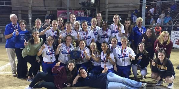 SL Softball Champs 2015