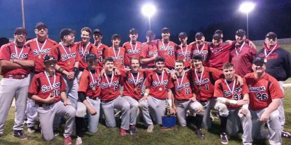 SV Baseball Champs 2015