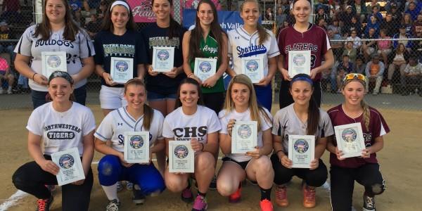 Softball All-Stars 2015